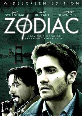 ज़ोडियक movie poster