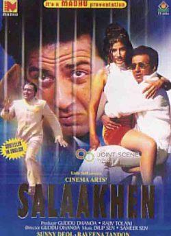 Salaakhen movie poster