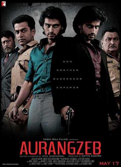औरंगज़ेब movie poster