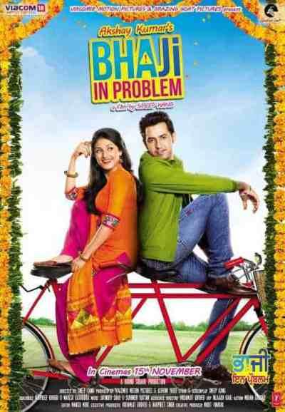 Bha Ji In Problem movie poster