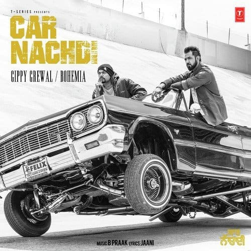 Car Nachdi album artwork