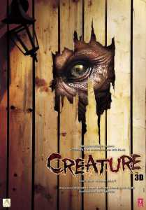 Creature 3D Poster