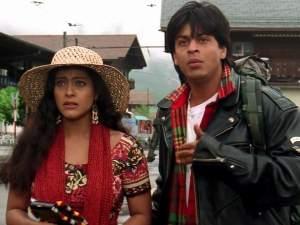 Shahrukh Khan Dialogue from movie Dilwale Dulhaniya Le Jayenge