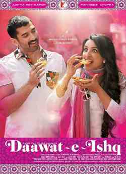 Daawat-e-Ishq movie poster