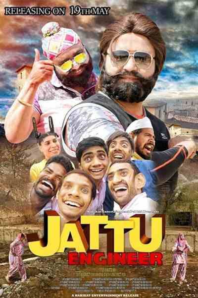 Jattu Engineer movie poster