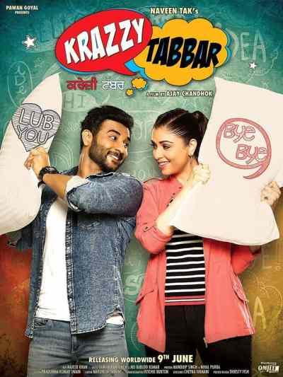 Krazzy Tabbar movie poster
