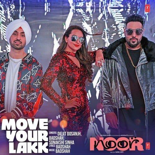 Move Your Lakk album artwork