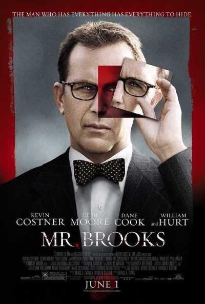 मिस्टर ब्रूक्स movie poster