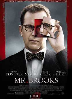 Mr. Brooks movie poster