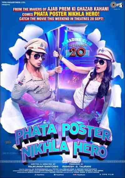 Phata Poster Nikhla Hero movie poster