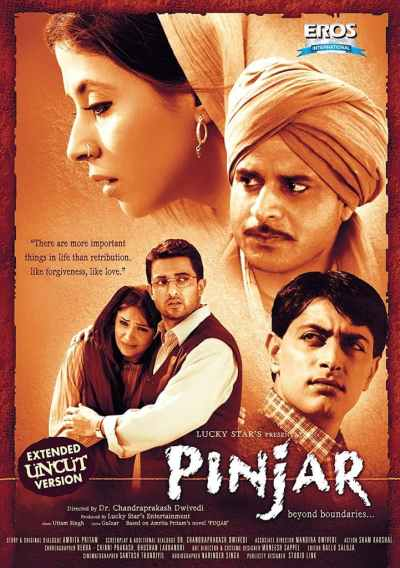 Pinjar movie poster