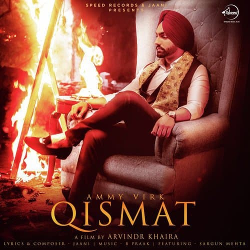 Qismat album artwork