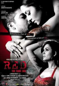 Red – The Dark Side Poster