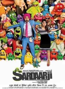 Sardaar Ji movie poster