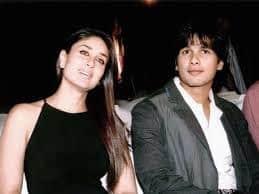 Shahid - Kareena - Saif Ali Khan real life love triangles