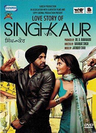 Singh vs. Kaur movie poster