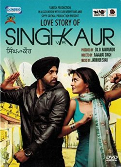 Singh vs. Kaur movie poster