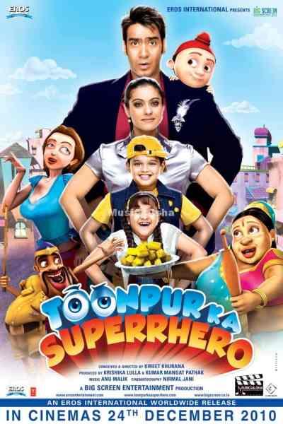 Toonpur Ka Superrhero movie poster