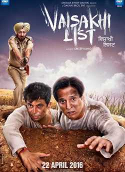 Vaisakhi List movie poster