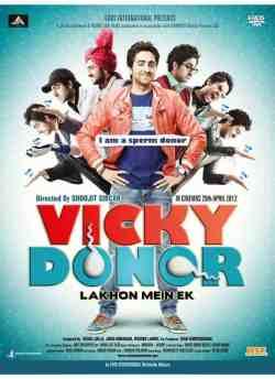 विक्की डोनर movie poster