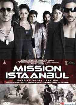Mission Istaanbul movie poster