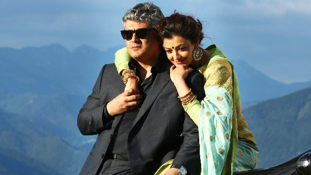 vivegam box office