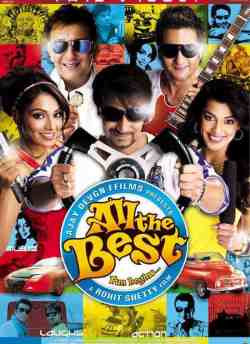 All The Best – Fun Begins movie poster