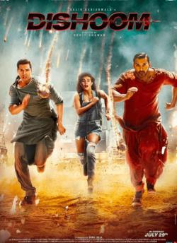 Dishoom movie poster