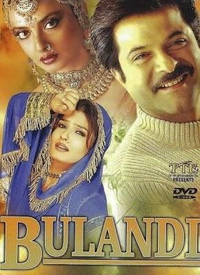 बुलंदी movie poster