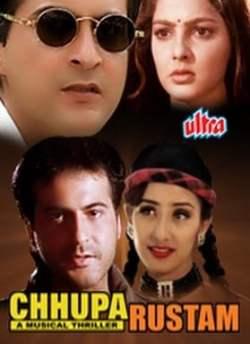 Chhupa Rustam movie poster