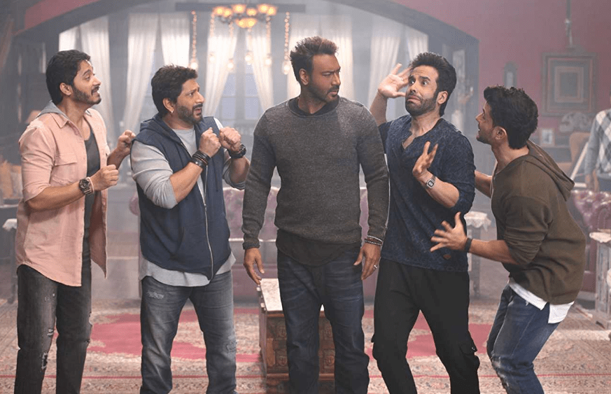 Golmaal Again First Day Collection | Updated