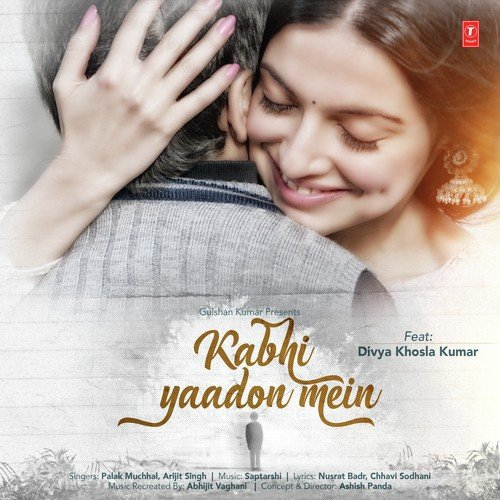 Kabhi Yaadon Mein album artwork