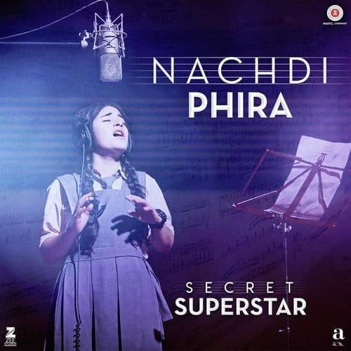 Nachdi Phira album artwork