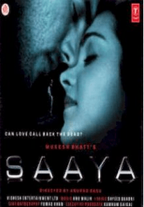 Saaya movie poster