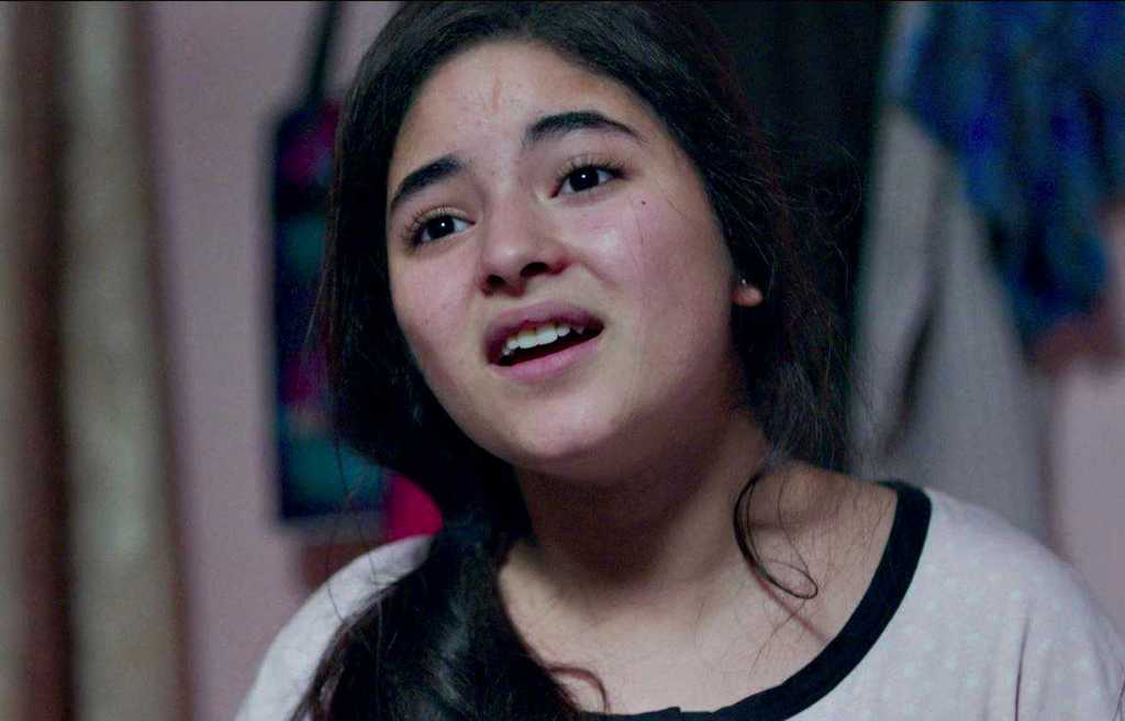 Secret Superstar Saturday Box Office Collection