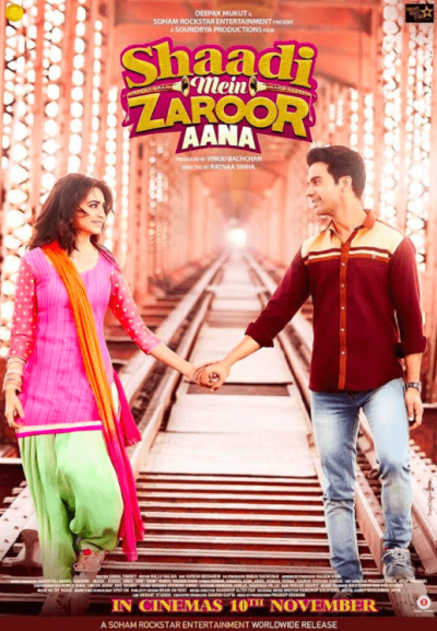 Shaadi Mein Zaroor Aana movie poster