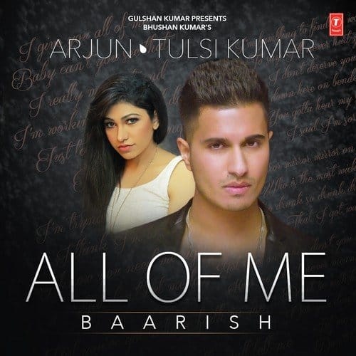 All Of Me – Baarish album artwork