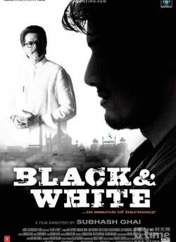 Black & White movie poster