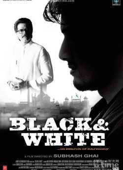 ब्लैक एंड वाइट movie poster