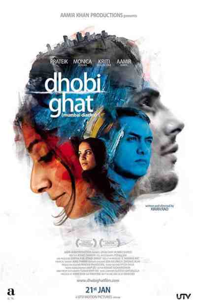 Dhobi Ghat movie poster