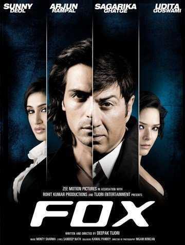 Fox movie poster
