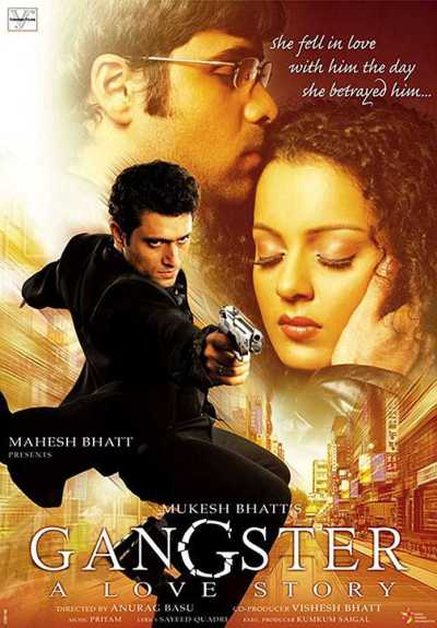 Gangster – A Love Story movie poster