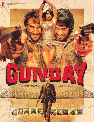 गुंडे movie poster
