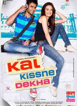 Kal Kissne Dekha movie poster