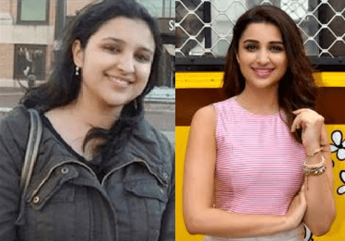 Parineeti Chopra fat to fit