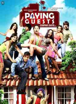 Paying Guests movie poster