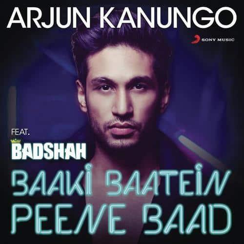 Baaki Baatein Peene Baad album artwork