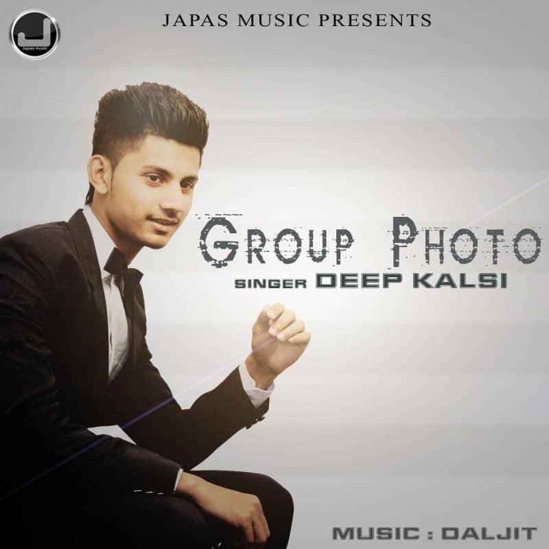 Group Photo album artwork
