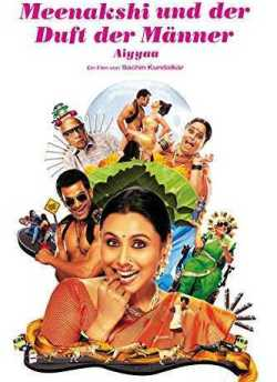 Aiyyaa movie poster