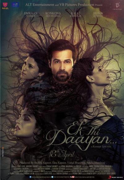 Ek Thi Daayan movie poster